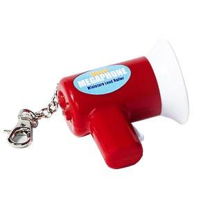 Mini Megaphone Keychain