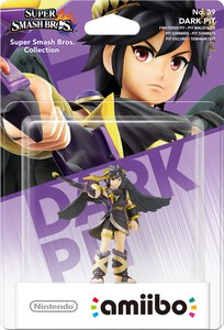 amiibo Super Smash Bros Collection Dark Pit