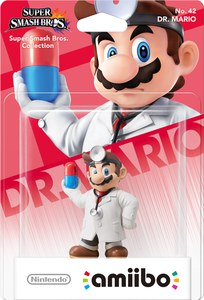 amiibo Super Smash Bros Collection Dr Mario