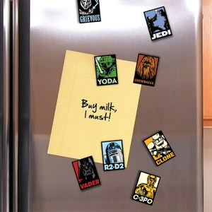 Star Wars Battle Magnets