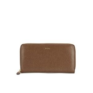 Lauren Ralph Lauren Women's Tate Zip Wallet - Lauren Tan/Cocoa