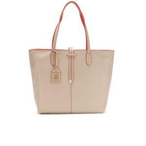 Lauren Ralph Lauren Unlined Tote Bag - Stone
