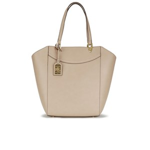 Lauren Ralph Lauren Women's Lexington Tote Bag - Stone