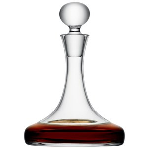 LSA Bar Ships Decanter - Clear (1l)