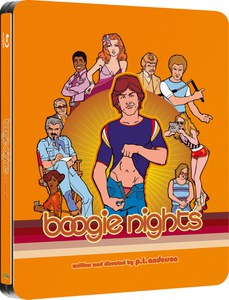 Boogie Nights - Steelbook Exclusivo de Edición Limitada en Zavvi