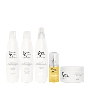Beauty Works Argan Oil Moisture Repair Gift Set (Sulphate Free)