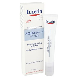 Eucerin® Aquaporin Active Revitalisiende Augencreme (15ml)