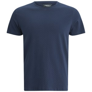 Produkt Men's OEK Dot Crew T-Shirt - Dress Blue