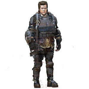 The Walking Dead Series 8 Eugene Porter 5 Inch Action Figure