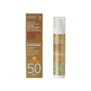 Korres Tinted Red Grape Sunscreen SPF50 (50 ml)