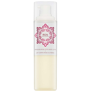 REN Moroccan Rose Otto Body Creme 200ml