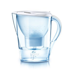 BRITA Marella Cool Water Filter Jug - White (2.4L)