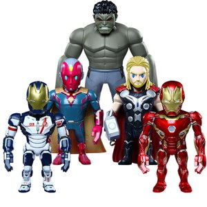 Hot Toys Marvel Avengers Age of Ultron Series 2 Collectible Set