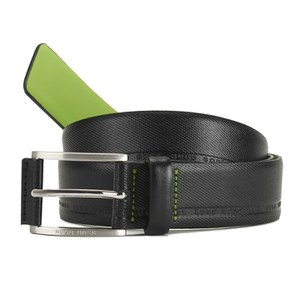 BOSS Green Men's Tymos Belt - Black