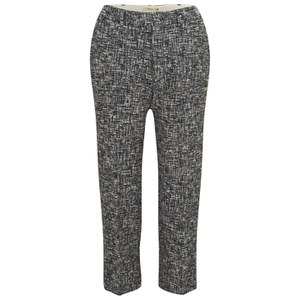 Paul by Paul Smith Women's Textured Trousers - Black