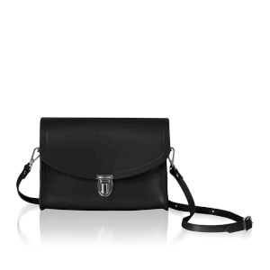 The Cambridge Satchel Company Women's Push Lock - Black