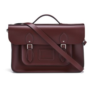 The Cambridge Satchel Company 15 Inch Batchel - Oxblood