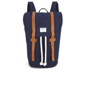 Sandqvist Men's Stig Classic Backpack - Blue