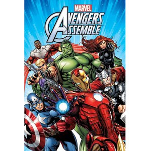 Marvel Avengers Group - 24 x 36 Inches Maxi Poster
