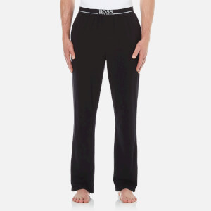 BOSS Hugo Boss Men's Cotton Lounge Pants - Black
