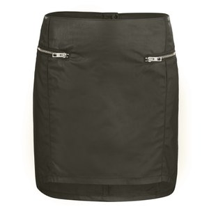 ONLY Womens National PU Skirt - Black