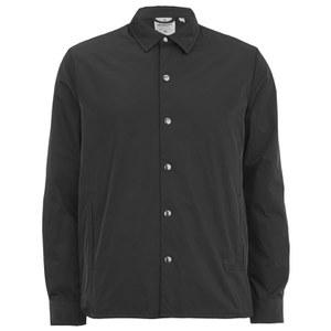 Cheap Monday Men's Shell Nylon Shirt - Black