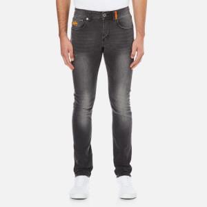 Superdry Men's Super Skinny Denim Jeans - Onyx Grey