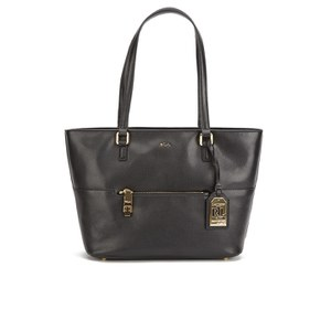 Lauren Ralph Lauren Women's Pocket Shopper - Black