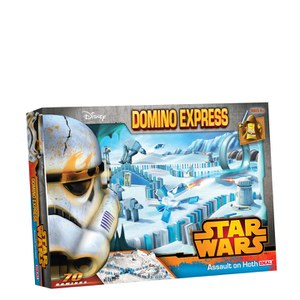 John Adams Star Wars Domino Express Assault on Hoth