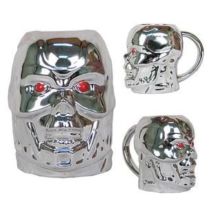 Terminator T-800 Head Taza