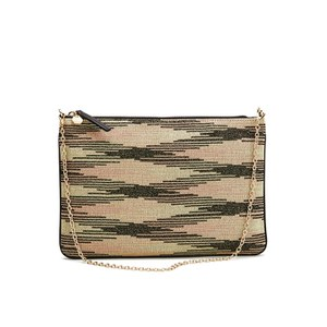 M Missoni Women's Lurex Clutch Bag - Natural