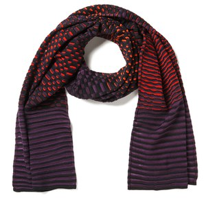 M Missoni Women's Scarf - Black Multi