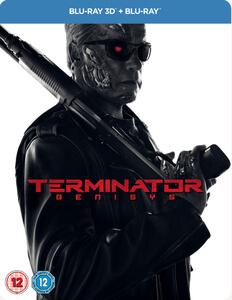 Terminator Génesis - Steelbook Exclusivo de Edición Limitada
