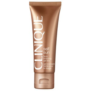 Gel autobronceador facial Clinique (50ml)