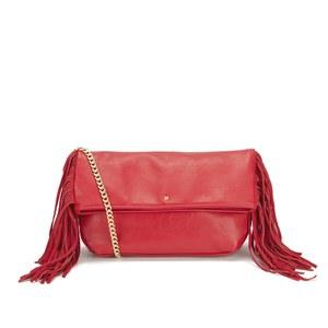 Fiorelli Women's Tyra Tassel Clutch Bag - Red