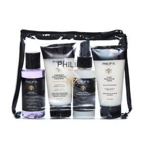 Philip B Escape Travel Kit