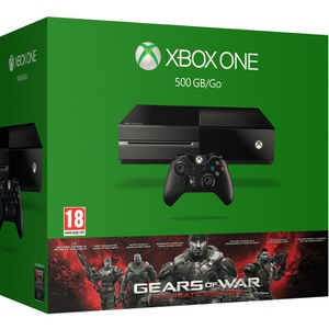 Xbox One Console - Includes Gears of War: Ultimate Edition