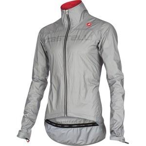 Castelli Tempesta Race Jacket - Grey