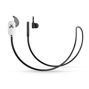 Jaybird JF4 Freedom Sprint Bluetooth Sports Earphones - Storm White