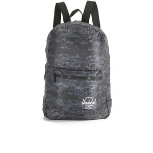 Herschel Supply Co. Packable Daypack Snake Backpack - Black