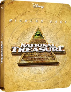National Treasure - Zavvi exklusives (UK Edition) Limited Edition Steelbook