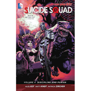 DC Comics Suicide Squad: Discipline and Punish - Volume 04 (The New 52) Paperback Graphic Novel