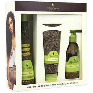 Macadamia Nourish & Repair Retail Set