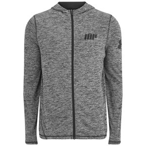 Chaqueta Tecnica con Capucha Under Armour® -  Hombre - Color Gris y Negro