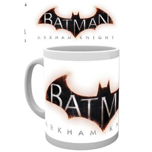 DC Comics Batman Arkham Knight Logo - Taza
