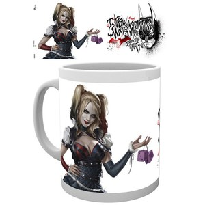 DC Comics Batman Arkham Knight Gotham - Mug