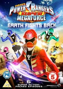 Power Rangers - Super Mega Force - Volume 1