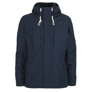 The North Face Men's Himalayan 3 in 1 Jacket - Outer Space Blue