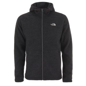 The North Face Men's Zermatt Full Zip Hoody - TNF Black