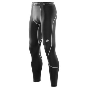 Skins Carbonyte Men's Thermal Long Tights - Black